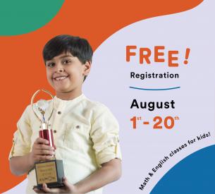 Kumon free registration